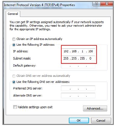 How to change the switch management IP address via Web GUI – Zyxel